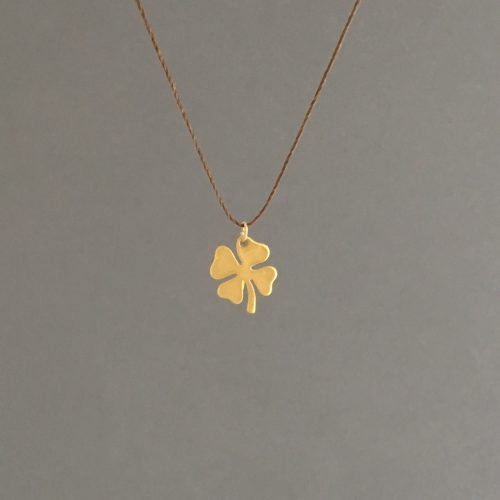 string - clover cropped